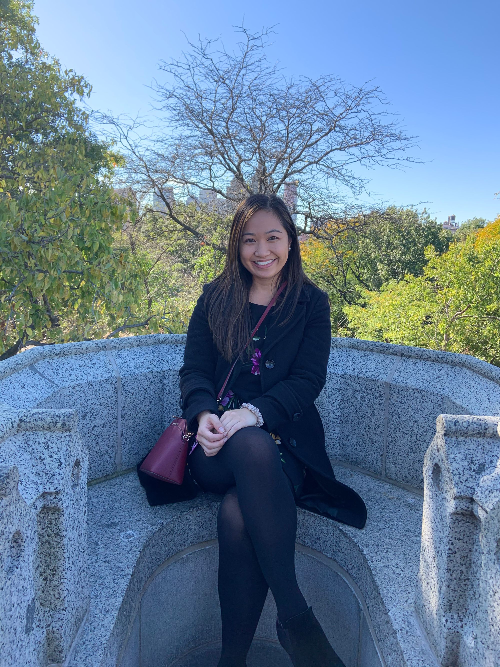 Communication Community's Q & A with Amy Chea, MPA