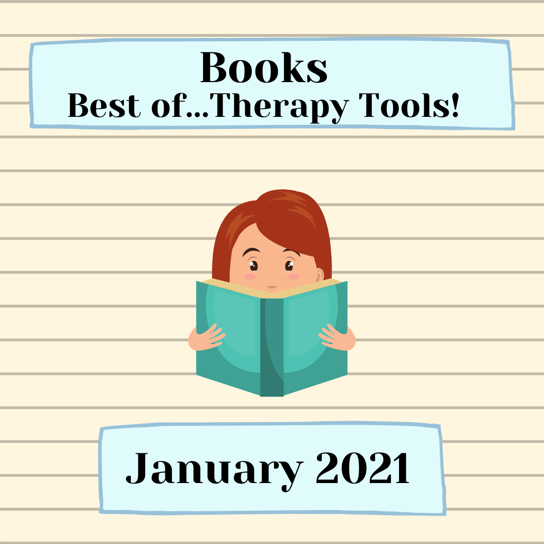 Books: Best of...Therapy Tools (January 2021)