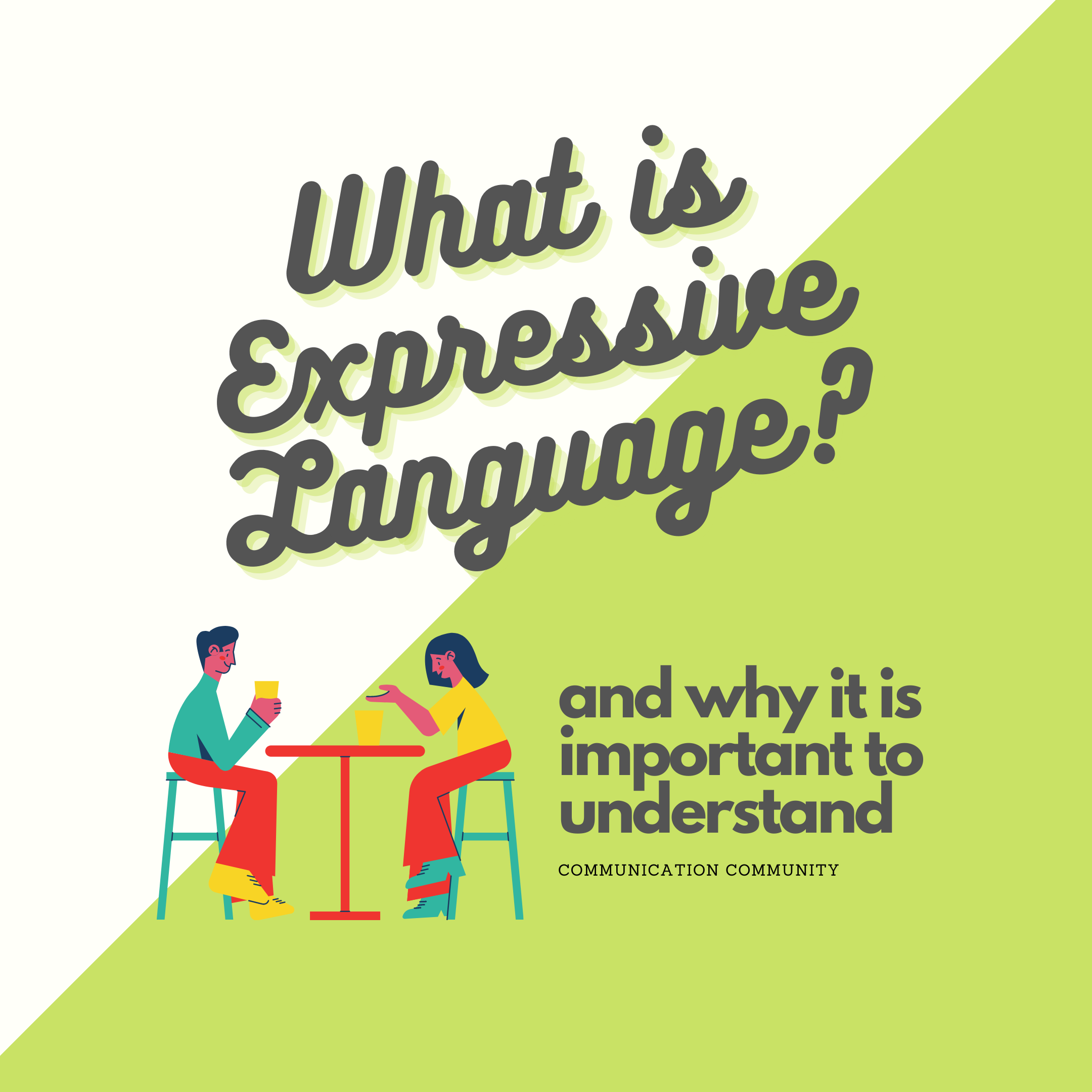 What is Expressive Language?