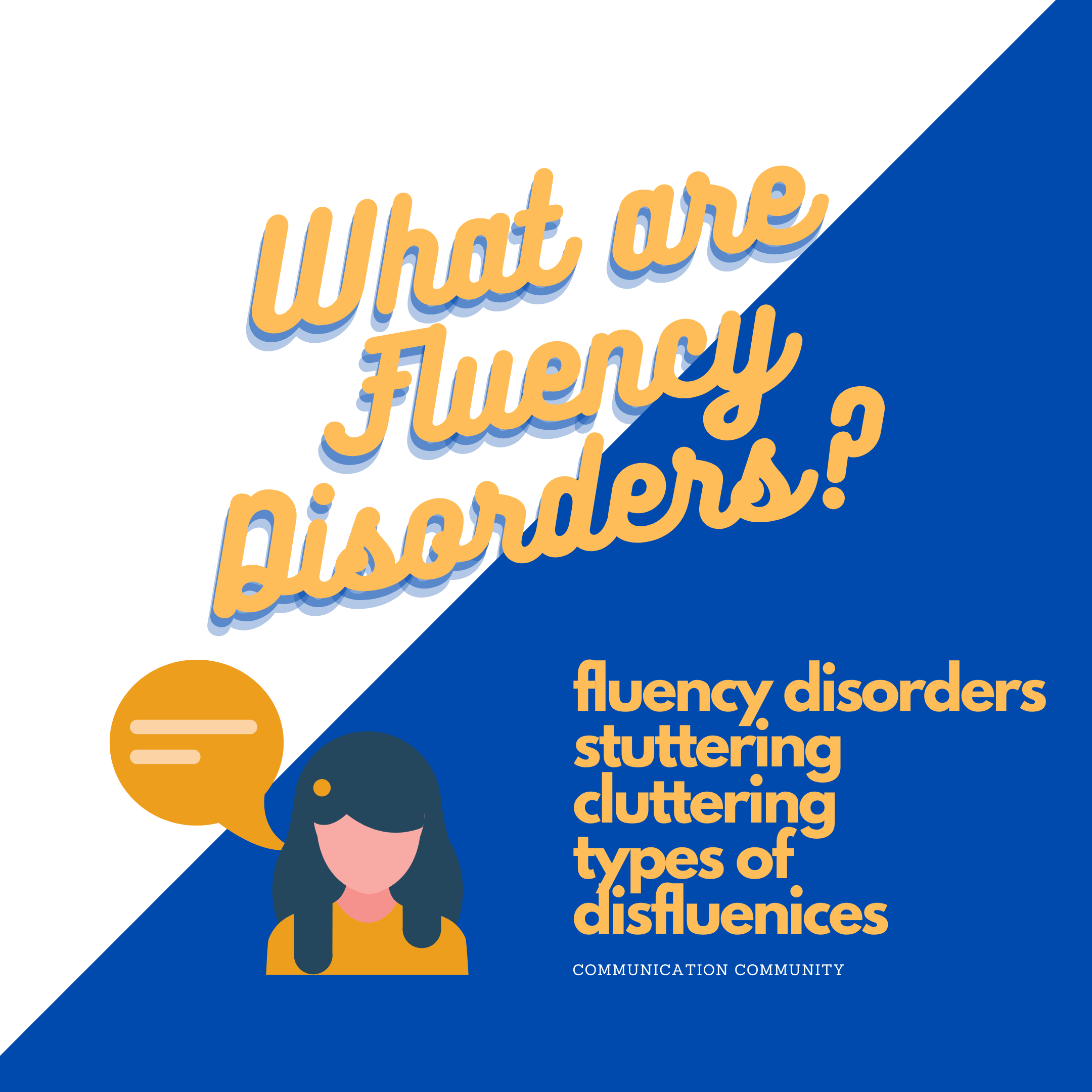 What is Stuttering? (Fluency Disorders- Including Cluttering)
