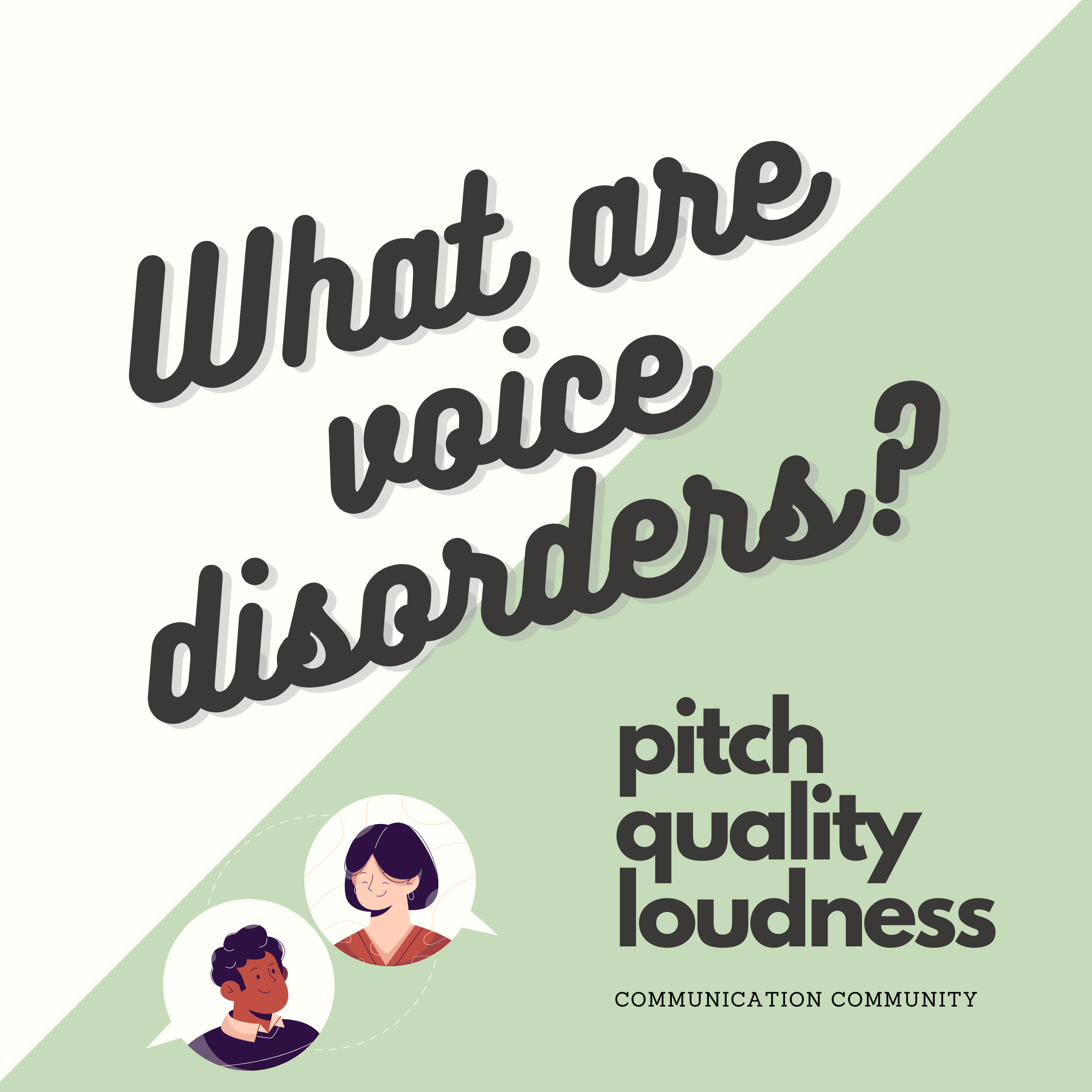 What are Voice Disorders? (Pediatric)