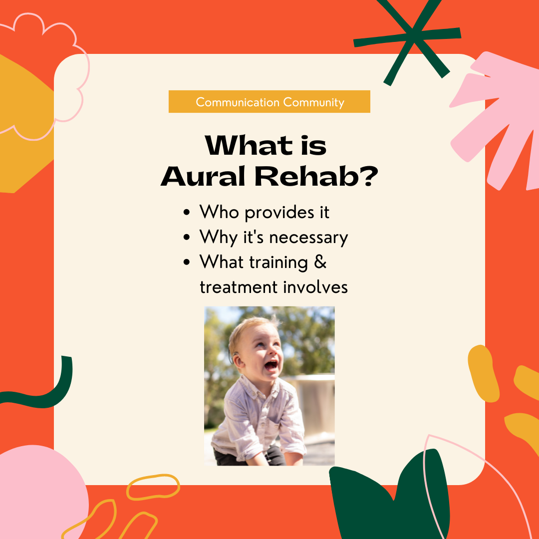What is Aural Rehab? (And what does treatment involve?)